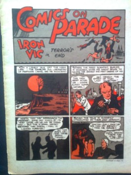 Comics on Parade #1