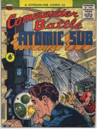 Commander Battle and the Atomic Sub 1955 #1