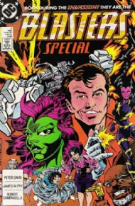 Blasters Special 1989 #1