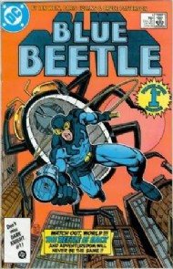 Blue Beetle (1st Series) 1986 - 1988 #1