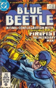 Blue Beetle (1st Series) 1986 - 1988 #2