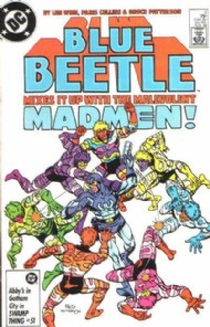 Blue Beetle (1st Series) 1986 - 1988 #3
