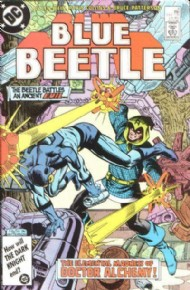 Blue Beetle (1st Series) 1986 - 1988 #4