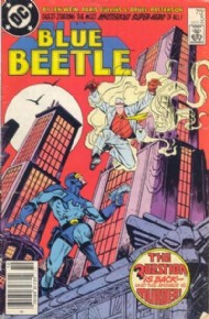 Blue Beetle (1st Series) 1986 - 1988 #5