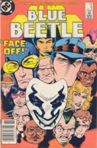 Blue Beetle (1st Series) 1986 - 1988 #6
