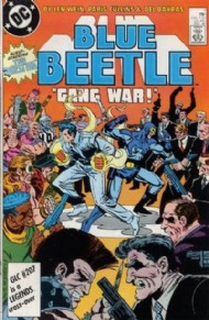 Blue Beetle (1st Series) 1986 - 1988 #7