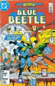 Blue Beetle (1st Series) 1986 - 1988 #10