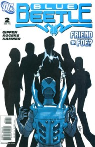 Blue Beetle (2nd Series) 2006 - 2009 #2