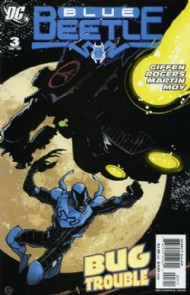Blue Beetle (2nd Series) 2006 - 2009 #3