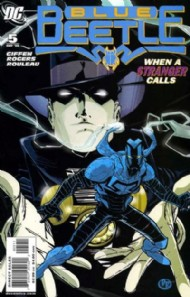 Blue Beetle (2nd Series) 2006 - 2009 #5