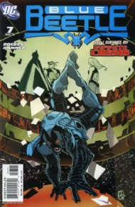 Blue Beetle (2nd Series) 2006 - 2009 #7