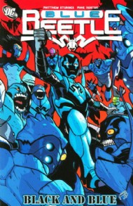 Blue Beetle (2nd Series): Black and Blue 2010