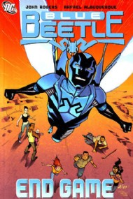 Blue Beetle (2nd Series): End Game 2008