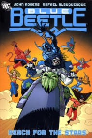 Blue Beetle (2nd Series): Reach for the Stars 2008 #0