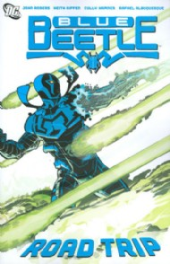 Blue Beetle (2nd Series): Road Trip 2009