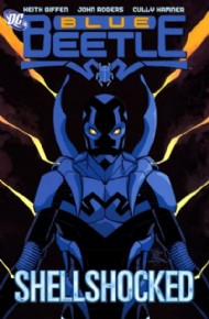 Blue Beetle (2nd Series): Shellshocked 2006