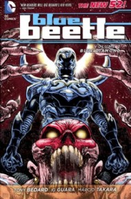 Blue Beetle (3rd Series): Blue Diamond 2013 #2