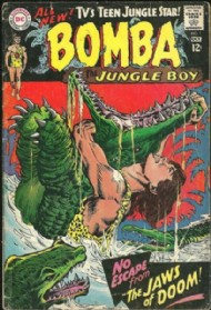 Bomba, the Jungle Boy 1967 - 1968 #1