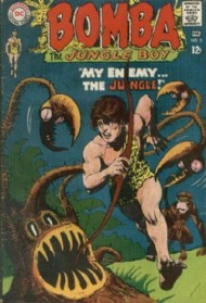 Bomba, the Jungle Boy 1967 - 1968 #3