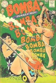 Bomba, the Jungle Boy 1967 - 1968 #4