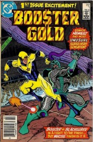 Booster Gold 1986 - 1988 #1