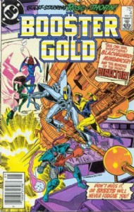 Booster Gold 1986 - 1988 #4