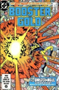 Booster Gold 1986 - 1988 #5