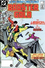 Booster Gold 1986 - 1988 #8