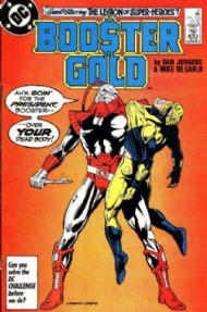 Booster Gold 1986 - 1988 #9
