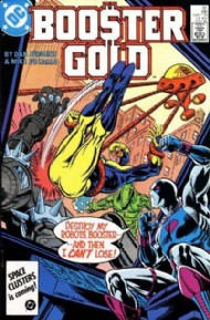 Booster Gold 1986 - 1988 #10