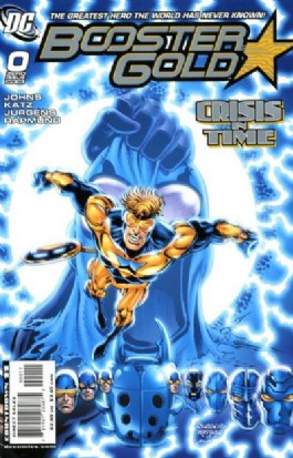 Booster Gold (2nd Series)