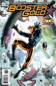 Booster Gold (2nd Series) 2007 - 2011 #1