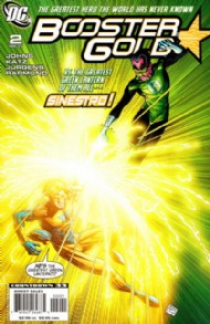 Booster Gold (2nd Series) 2007 - 2011 #2