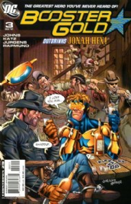 Booster Gold (2nd Series) 2007 - 2011 #3