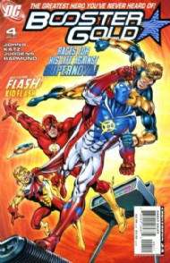 Booster Gold (2nd Series) 2007 - 2011 #4