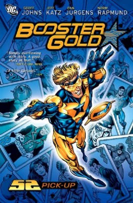 Booster Gold (2nd Series): 52 Pick-Up