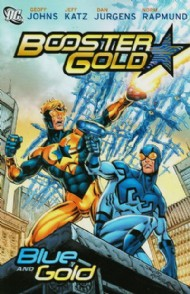 Booster Gold (2nd Series): Blue and Gold 2008