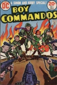 Boy Commandos (2nd Series) 1973 #1