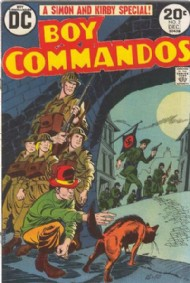 Boy Commandos (2nd Series) 1973 #2