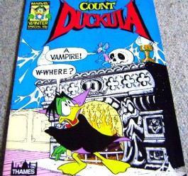 Count Duckula Winter Special #1988
