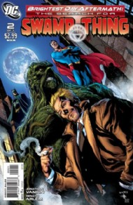 Brightest Day Aftermath: the Search for Swamp Thing 2011 #2