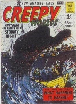 Creepy Worlds #1