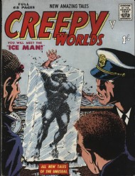 Creepy Worlds 1962 - 1989 #3
