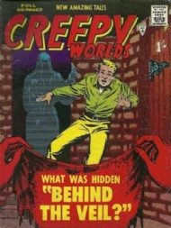 Creepy Worlds 1962 - 1989 #4