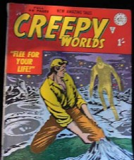 Creepy Worlds 1962 - 1989 #6