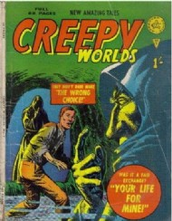 Creepy Worlds 1962 - 1989 #9