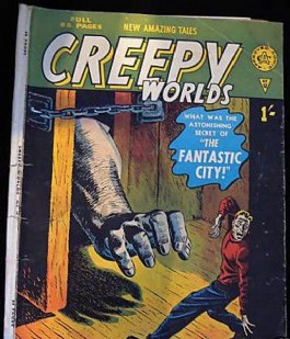 Creepy Worlds #12