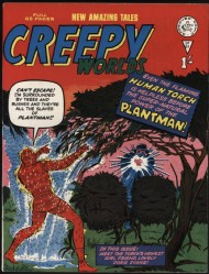 Creepy Worlds 1962 - 1989 #51