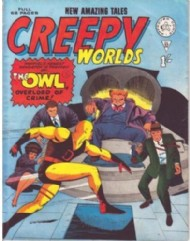 Creepy Worlds 1962 - 1989 #52