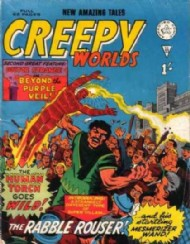 Creepy Worlds 1962 - 1989 #53
